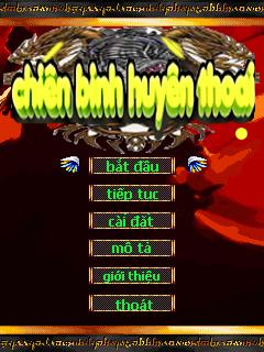 Tải game Chiến binh huyền thoại