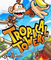 Tải game Tropical Tiki Tower - Xây cầu khỉ