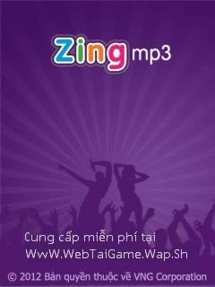 Tải pm Zing Mp3 ứng dụng nghe nhạc trực tuyến