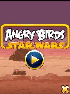 Tải game Angry Birds Star War