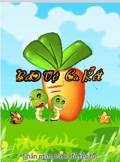 Tải game Bảo vệ cà rốt