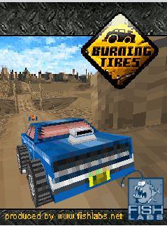 Tải game Burning Tires 3d