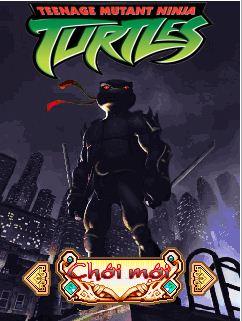 [Download] Game Ninja rùa - Trận chiến robot