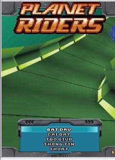 Tải game đua máy bay vũ trụ planet riders 3d