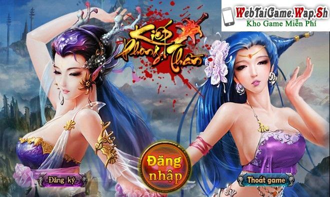 Tải game Kiếp Phong Thần - Game Thần Hiệp đỉnh cao