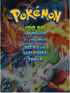 Tải game Pokemon