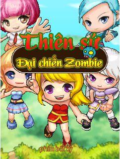 [Download] Game Thiên sứ đại chiến chống zombie
